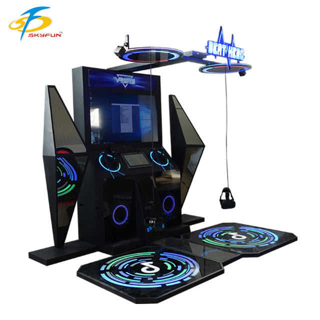 Young People Amusement Park Simulator , Virtual Reality Simulator Games