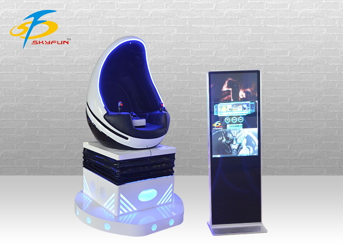 Indoor Amusement Video Games Machine 9d Vr Shooting Simulator