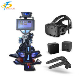 Mesin HTC Vive 9d Vr 2000 Watt / Virtual Reality Shooting Simulator